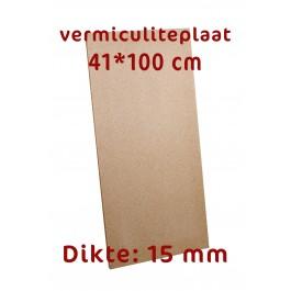 Vermiculite plaat 15 mm 41*100 cm