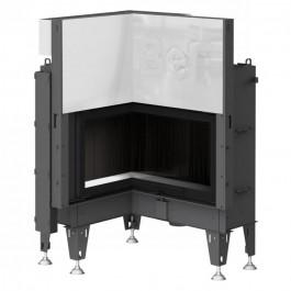 BEF Flat V 8 L inbouwhaard