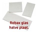 Robax 4 mm keramisch glas 977*550 mm